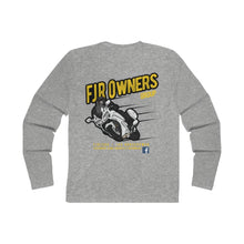 Load image into Gallery viewer, FJR Owners Group - Long Sleeve T-Shirt
