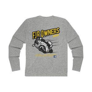 FJR Owners Group - Long Sleeve T-Shirt