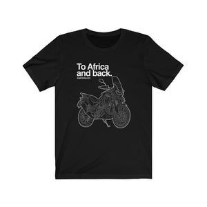 To Africa And Back Technical