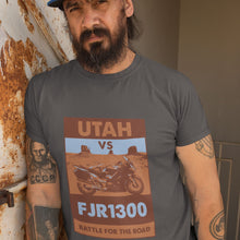 Load image into Gallery viewer, Yamaha FJR1300 vs Utah T-Shirt