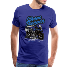 Load image into Gallery viewer, V-Strom Strom Trooper T-Shirt - royal blue