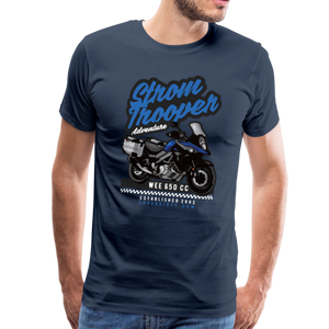 V-Strom Strom Trooper T-Shirt - navy