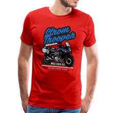 Load image into Gallery viewer, V-Strom Strom Trooper T-Shirt - red
