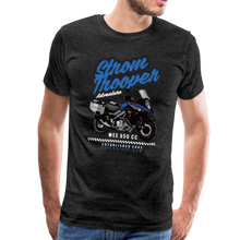 Load image into Gallery viewer, V-Strom Strom Trooper T-Shirt - charcoal gray