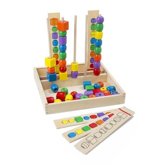 570 Bead Sequencing Set Classic Toy 4+