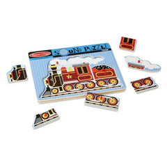 729 Train Sound Puzzle - 9 Pieces 3+