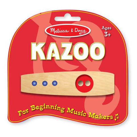 1300 Wooden Beginner Kazoo 3+