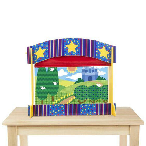 2536 Tabletop Puppet Theater 3+