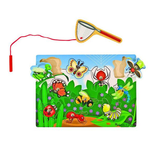 3779 Bug-Catching Magnetic Puzzle Game 3+