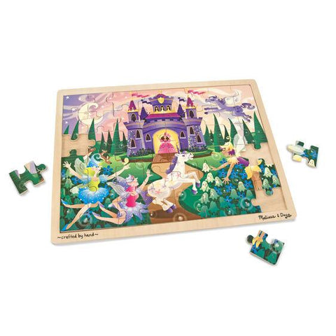 3804 Fairy Fantasy Jigsaw Puzzle - 48 Pieces 4+
