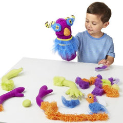 3897 Make Your Own Monster Puppet 3+