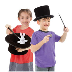 4042 Magic in a Snap - Magician's Pop-Up Magical Hat with Tricks 4+