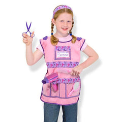 4847 Hair Stylist Role Play Costume Set 3-6