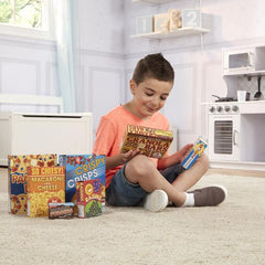 5501 Let's Play House! Grocery Shelf Boxes 3+
