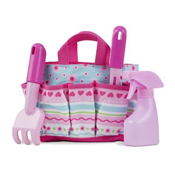 6702 Pretty Petals Tote Set 3+