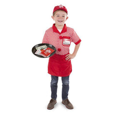 8502 Server Role Play Costume Set 3-6