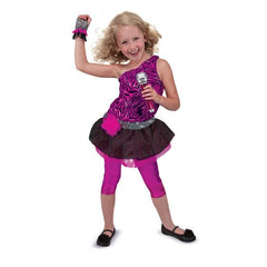 8506 Rock Star Role Play Costume Set 3-6