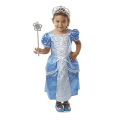 8517 Royal Princess Role Play Costume Set 3-6