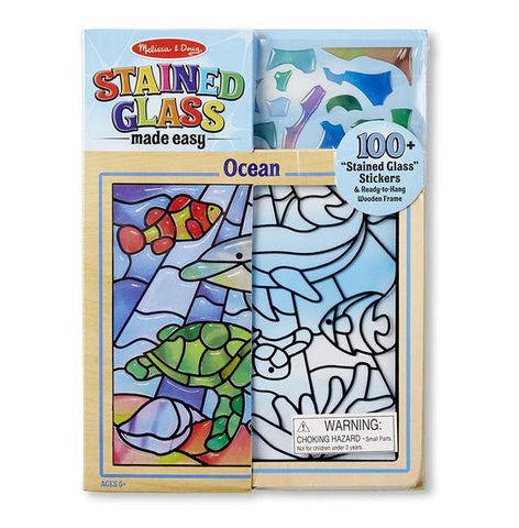 8582 Stained Glass Made Easy – Ocean 5+