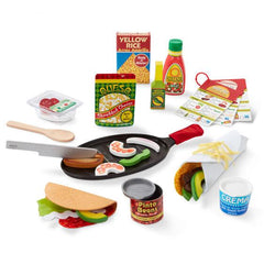9370 Fill & Fold Taco & Tortilla Set 3+