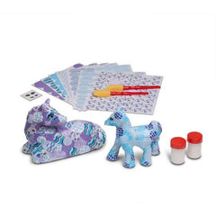 30107 Decoupage Made Easy Deluxe Craft Set - Horse & Pony 6+