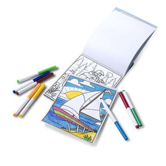 30310 Magic-Pattern - Adventure Coloring Pad - On the Go Travel Activity 4+