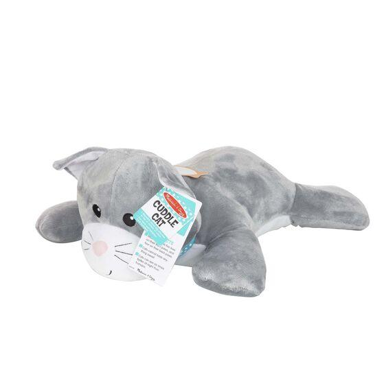 30704 Cuddle Cat Jumbo Plush Stuffed Animal -all ages