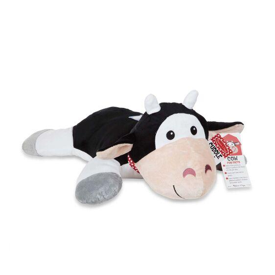 30707 Cuddle Cow Jumbo Plush Stuffed Animal-all ages
