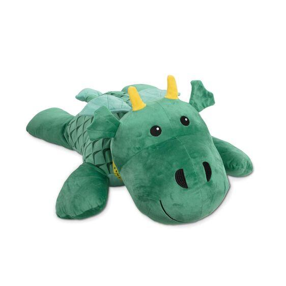 30710 Cuddle Dragon Jumbo Plush Stuffed Animal- All ages