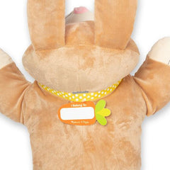 30711 Cuddle Bunny Jumbo Plush Stuffed Animal -All ages