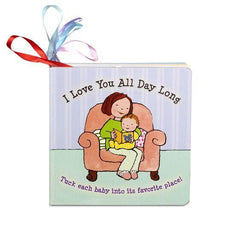 31263 I Love You All Day Long Board Book 12+months