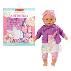 31718 Mine to Love Mix & Match Fashion Doll Clothes 3+