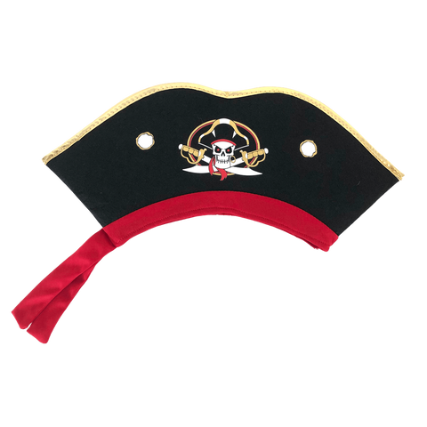 PIRATE HAT, CAPTAIN CROSS