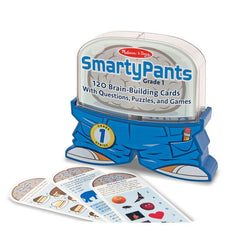 5072 Smarty Pants - 1st Grade Card Set