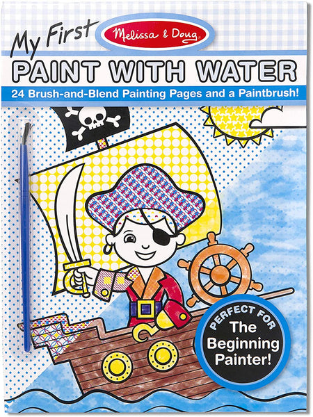 3184 My First Paint with Water - Blue