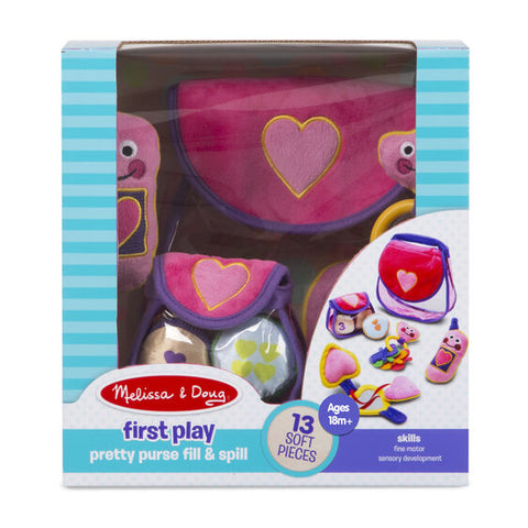 3049 Pretty Purse Fill and Spill