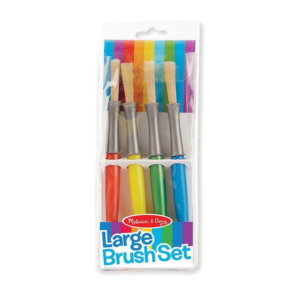 4117 Large Paint Brushes (set of 4)