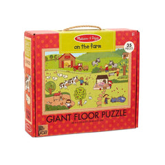 31375 NP Giant Floor Puzzle - On The Farm