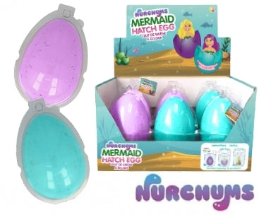 Nurchums™ Mermaid Egg