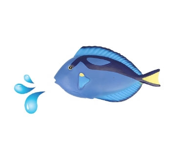 Blue Tang Water Squirter