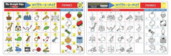 5030 Phonics Write-A-Mat (Bundle of 6)