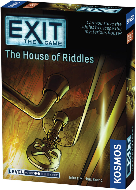 694043 Exit: The House of Riddles 10+