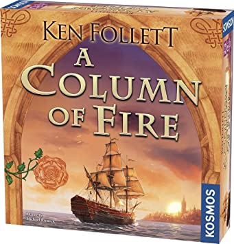692650 A Column of Fire: The Game 12+