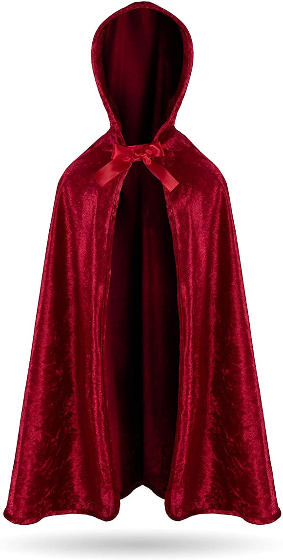 52375  Little Red Riding Hood Cape 5/6