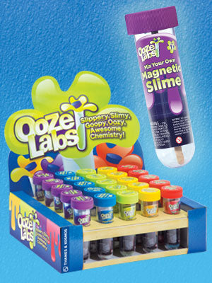 4995 Ooze Labs Display (contains 25 individual tubes) +7