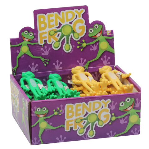 Bendy Frogs