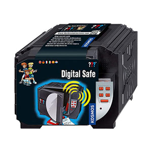 1665333 Digital Safe 8+