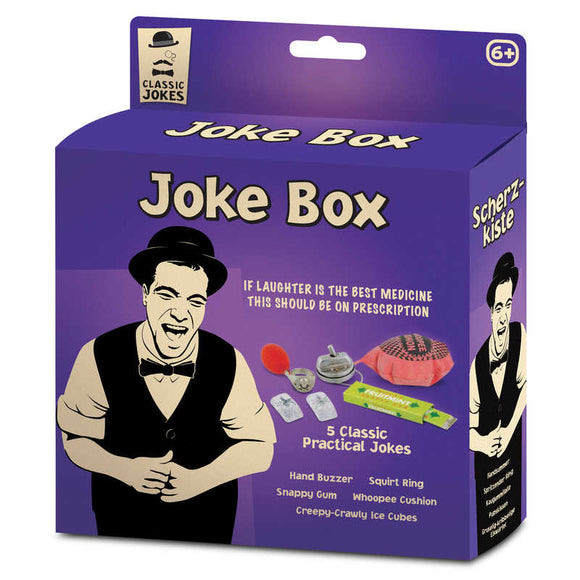 10250EFA CLASSIC JOKES RANGE JOKE BOX