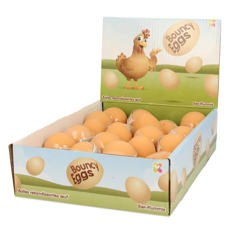 Egg Jetballs in Display Box