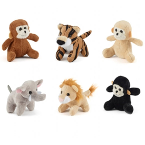 Jungle Mini Buddies Assorted